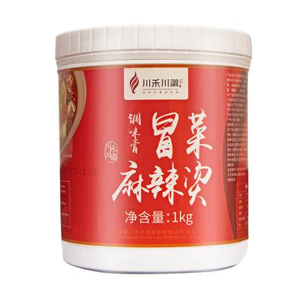川禾川调冒菜麻辣烫调味膏1000g火锅串串香调味料餐饮商用配方
