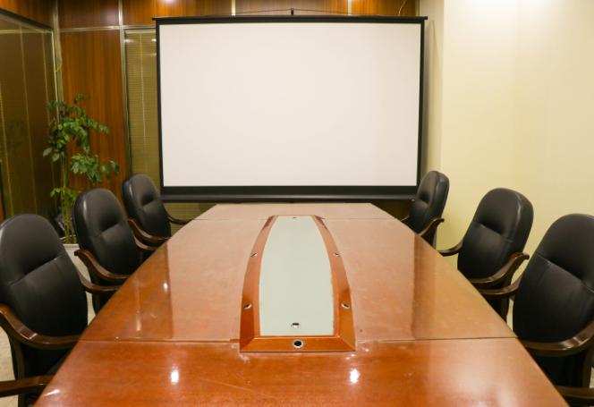 川禾川调会议室