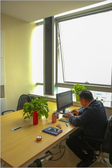 川禾川调运营部办公室